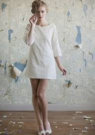 short sixties style wedding dress u2013 dress fric ideas