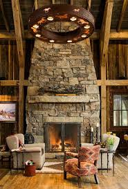 rustic home interior ideas chic rustic home interiors for this fall that you will