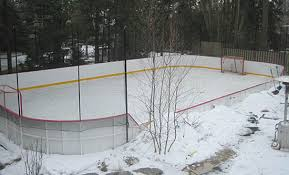 How To Build A Backyard Ice Rink by Residential Ice Rinks In Western Massachusetts Rjm Landscaping