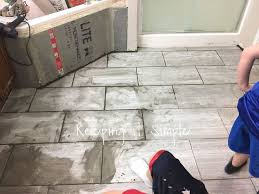 How To Tile A Floor How To Tile A Bathtub To Make It Look Like A Spa Hometalk