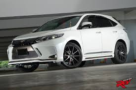 toyota harrier full blast toyota harrier