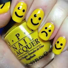 emoticons nail art designs nail art designs short easy