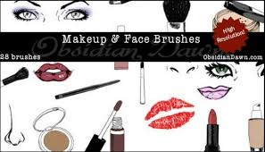 70 hand drawn photoshop brush sets collection creative