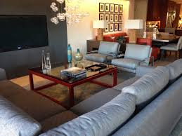 Custom Coffee Table by Yu Coffee Table Perry Luxe