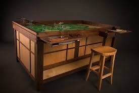 geek chic gaming table spartan gaming table a battlefield worth fighting for awesome