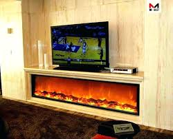 Tv Stands With Electric Fireplace Tv Stand And Fireplace Combo Max Fireplace Stand Carbonized Walnut
