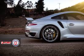 porsche turbo wheels techart 991 turbo s lowering spring set