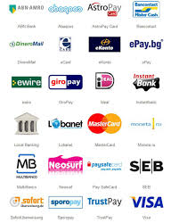 more choice to top up your ecopayz account