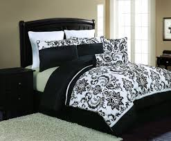 black and white chevron comforter sets queen full king quilt