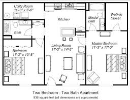 apartment floor plans with dimensions apartment floor plans amelia place apartments house plans 85341