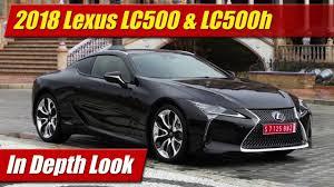 lexus truck 2018 in depth look 2018 lexus lc coupe testdriven tv