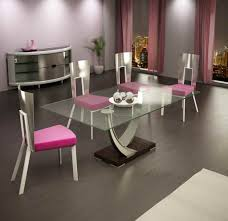 Fabric Ideas For Dining Room Chairs Dining Tables Exquisite Ideas Modern Dining Table And Chairs