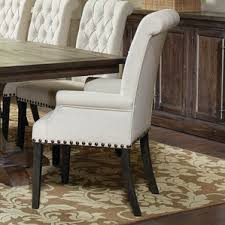 armed upholstered kitchen u0026 dining chairs you u0027ll love wayfair