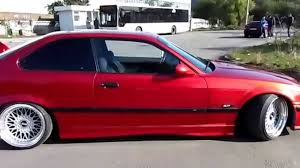 red bmw 328i candy apple red bmw e36 328i youtube