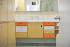 Mid Century Modern Bathroom Vanity Modern And Mid Century Inspired Baths Able And Baker Custom