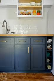 diy kitchen cabinet door painting why i chose to reface my kitchen cabinets rather than paint