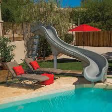 backyard theme park backyard slides