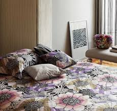 missoni home introduces anemones and anemones dream collections