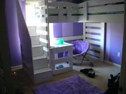 loft bunk beds with desk and stairs loft beds with desk and stairs