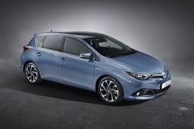 toyota auris gets new look to show off in geneva auto express