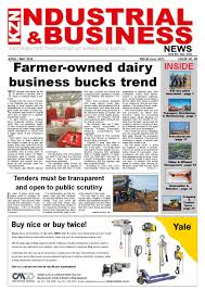 kzn industrial u0026 business news issue 98 by the media u0026 events