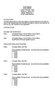 Australian Resume Templates Sample Resumes For Eas And Pas Elite Assistants The 1 Pa And