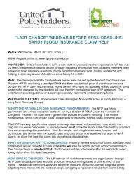 Water Damage Estimate Template by Superstorm Claim Help United Policyholders