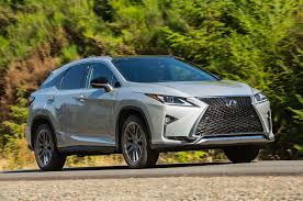 lexus nx vs rx 2016 lexus rx first drive review motor trend