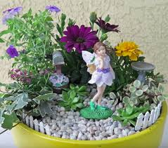 Fairy Garden Craft Ideas - diy tutorial easily create your own fairy garden garden lovers club