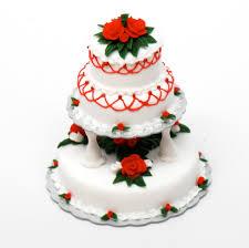 christmas wedding cakes 3 tier christmas wedding cake stewart dollhouse creations