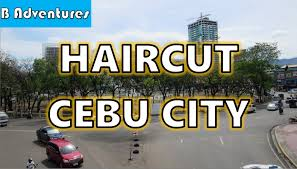 cebu city haircut u0026 mango square philippines s3 vlog 104 youtube