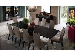 alf italia mont noir dining table homeworld furniture dining