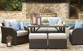 Lowes Patio Furniture Sets Shop Patio Furniture Dining Collections At Lowe S