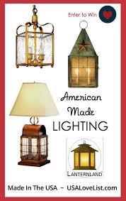 American Made Light Fixtures 125 Best Lanternland Lighting Images On Pinterest Copper Lantern