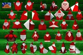 How To Make A Origami Santa - origami santa claus gallery ideas for the house