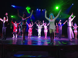 Circo do ator Marcos Frota traz espetáculo Mirage Circus para Vitória