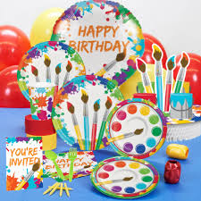the party supplies artist party birthday supplies party supplies canada open a party