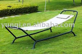 folding hammock buy hammock with metal frame outdoor furniture