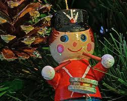 drummer boy ornament photograph by bill owen