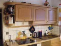 küche eiche hell küche eiche hell küche esszimmer ebay kleinanzeigen
