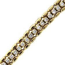 bracelet diamond yellow images 14k yellow gold diamond tennis bracelet with tennis bracelet jacket jpg