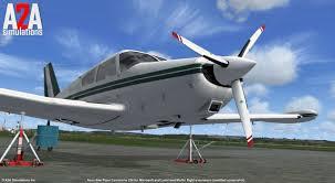 just flight a2a comanche 250 with accu sim for fsx