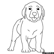 pets coloring pages 1