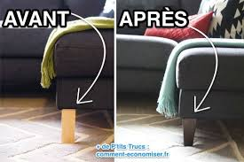 pied de meuble cuisine 19 astuces pour rendre vos meubles ikea chics tendance