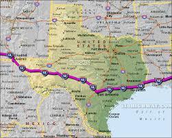 map louisiana highways interstates i 10 map