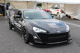 custom subaru brz wide body greddy trust scion frs rocket bunny aero automobiles