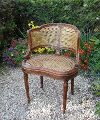 chaise jeanne chaise jeanne chaise de coiffeuse cannae style louis xvi apoque 1900
