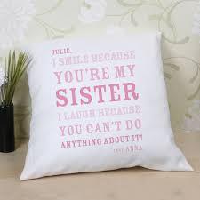 Wedding Gift For Sister Wedding Anniversary Gift For Sister Tbrb Info