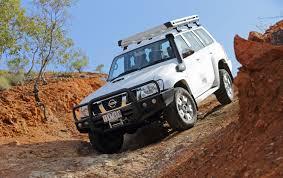 nissan australia commercial vehicles next generation mitsubishi pajero and nissan patrol to share