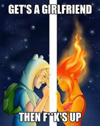 Adventure Time Meme - adventure time with finn and jake images the meme version wallpaper
